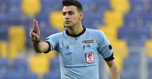 Trabzonspor-Fenerbahçe maçını Ali Şansalan yönetecek