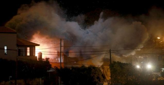 İsrail askerleri Filistinli tutuklunun Batı Şeria'daki evini havaya uçurdu