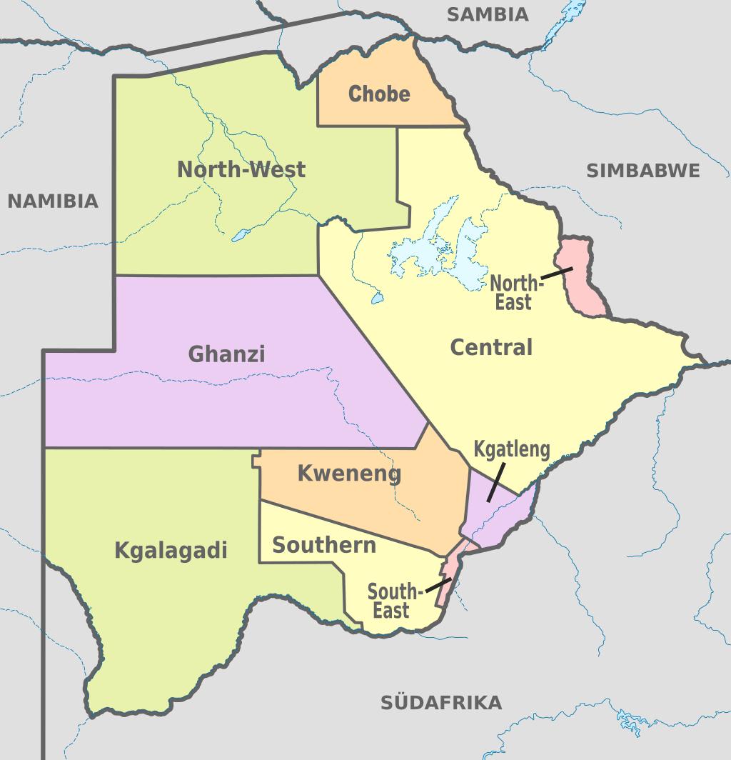 Botsvana 1