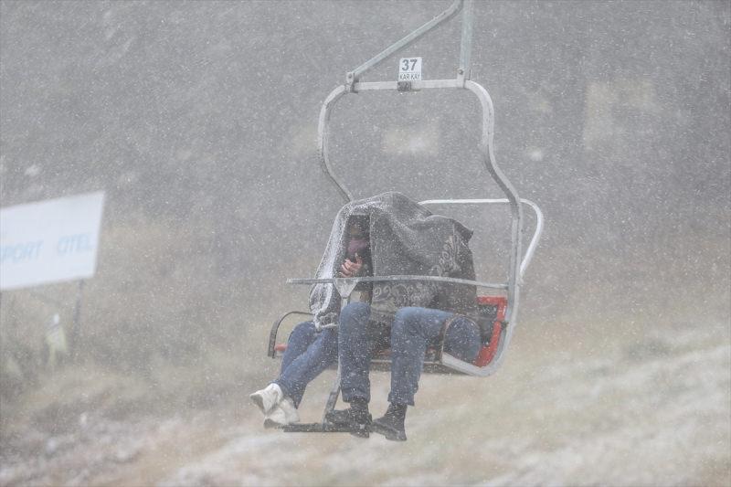 Kar yağışı-2