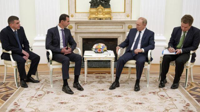 Putin esed